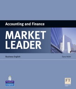 Market Leader - Accounting and Finance ISBN: 9781408220023