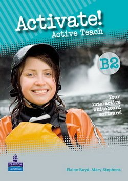 Activate! B2 ActiveTeach (Interactive Whiteboard Software)  ISBN: 9781408224168