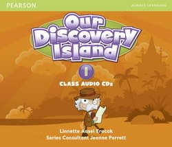 Our Discovery Island 1 Audio CD ISBN: 9781408238479