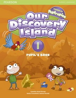Our Discovery Island 1 Student's Book with Online Access ISBN: 9781408238523
