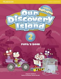 Our Discovery Island 2 Student's Book with Online Access ISBN: 9781408238639