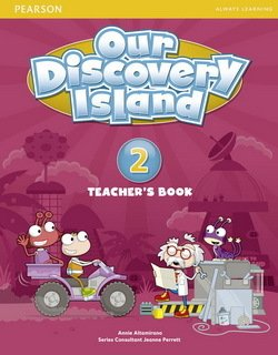 Our Discovery Island 2 Teacher's Book with Online Access  ISBN: 9781408238653