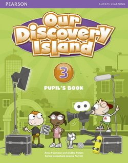 Our Discovery Island 3 Student's Book with Online Access ISBN: 9781408238745