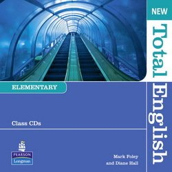 New Total English Elementary Class Audio CD ISBN: 9781408254264