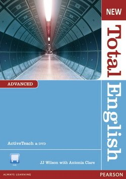 New Total English Advanced ActiveTeach (Interactive Whiteboard Software) ISBN: 9781408255087