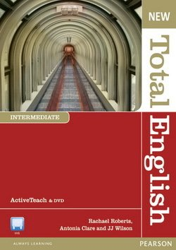 New Total English Intermediate ActiveTeach (Interactive Whiteboard Software) ISBN: 9781408255100