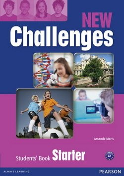 New Challenges Starter Student's Book ISBN: 9781408258354