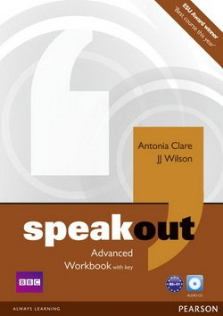 Speakout advanced workbook with answer key audio cd speakout advanced workbook with answer key audio cd fandeluxe Images