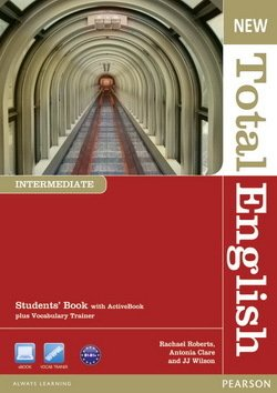 New Total English Intermediate Student's Book with ActiveBook CD-ROM