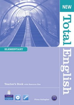 New Total English Elementary Teacher's Book with CD-ROM ISBN: 9781408267264