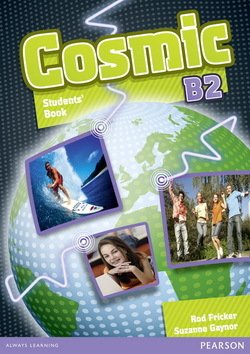 Cosmic B2 Student's Book with ActiveBook CD-ROM ISBN: 9781408272824
