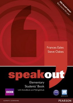 Speakout Elementary Students Book with DVDActiveBook Multi-ROM  MyLab Access ISBN 9781408276068
