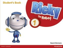 Ricky the Robot 1 Student's Book ISBN: 9781408285480