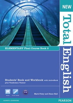 New Total English Elementary Flexi 2 (Split Edition: Student's Book & Workbook) ISBN: 9781408285770