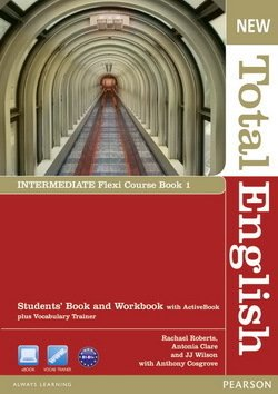New Total English Intermediate Flexi Student's Book 1  ISBN: 9781408285787