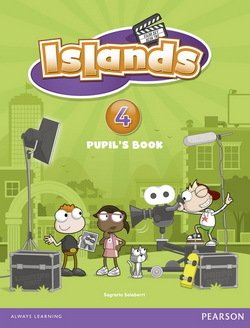 Islands 4 Pupil's Book with Online Access ISBN: 9781408290521