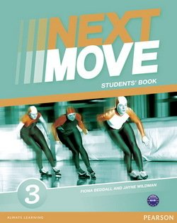 Next Move 3 Student's Book ISBN: 9781408293638