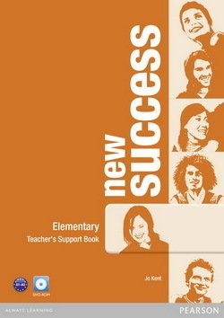 New Success Elementary Teacher's Book with DVD-ROM ISBN: 9781408297087