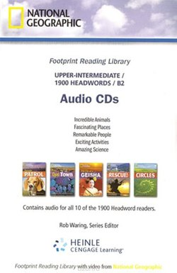 FPRL B2 - Audio CD ISBN: 9781424012893