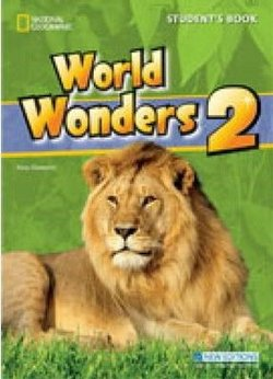 World Wonders 2 Grammar Student's Book ISBN: 9781424059324