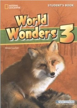 World Wonders 3 Student's Book with Audio CD ISBN: 9781424078943