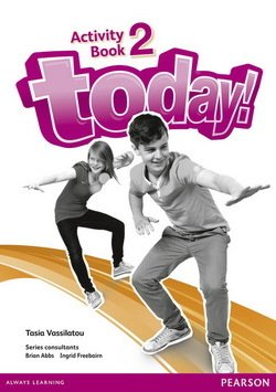 Today! 2 Activity Book ISBN: 9781447900856