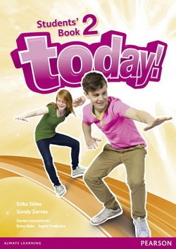 Today! 2 Student's Book ISBN: 9781447901075