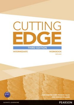 Cutting Edge (3rd Edition) Intermediate Workbook with Key & Audio Download ISBN: 9781447906520