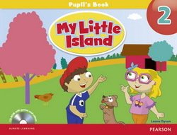 My Little Island 2 Student's Book with CD-ROM ISBN: 9781447913603