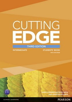 Cutting Edge (3rd Edition) Intermediate Student's Book with Class Audio & Video DVD ISBN: 9781447936879