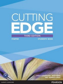 Cutting Edge (3rd Edition) Starter Student's Book with Class Audio & Video DVD ISBN: 9781447936947
