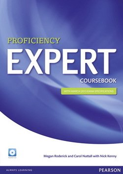 Proficiency Expert Coursebook with Audio CDs ISBN: 9781447937593
