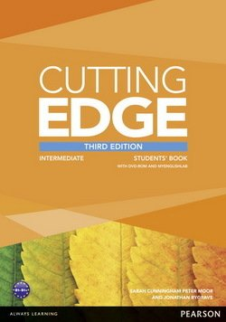 Cutting Edge (3rd Edition) Intermediate Student's Book with Class Audio & Video DVD & MyLab Internet Access Code ISBN: 9781447944041