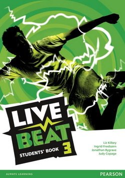 Live Beat 3 Student's Book ISBN: 9781447952930
