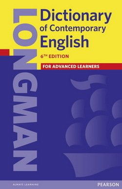 Longman Dictionary of Contemporary English (6th Edition) Paperback  ISBN: 9781447954194
