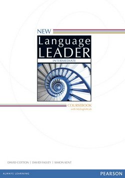 New Language Leader Intermediate Coursebook with MyEnglishLab ISBN: 9781447961482