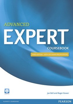 Advanced Expert (3rd Edition) Coursebook with Audio CD ISBN: 9781447961987