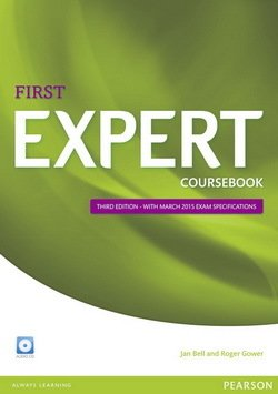 First Expert (3rd Edition) Coursebook with Audio CD ISBN: 9781447962007