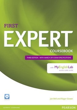 First Expert (3rd Edition) Coursebook with Audio CD & MyEnglishLab ISBN: 9781447962014