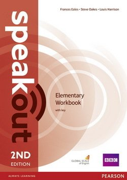 Speakout (2nd Edition) Elementary Workbook with Key ISBN: 9781447976769