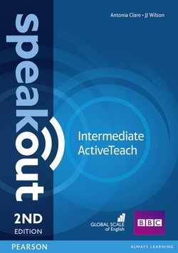 Speakout (2nd Edition) Intermediate ActiveTeach (Interactive Whiteboard Software) ISBN: 9781447976776