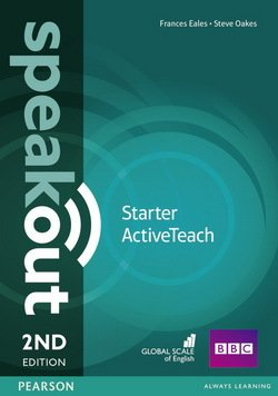 Speakout (2nd Edition) Starter ActiveTeach (Interactive Whiteboard Software) ISBN: 9781447976981