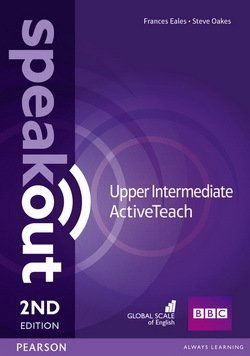 Speakout (2nd Edition) Upper Intermediate ActiveTeach (Interactive Whiteboard Software) ISBN: 9781447977087