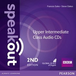 Speakout (2nd Edition) Upper Intermediate Class Audio CD ISBN: 9781447977094