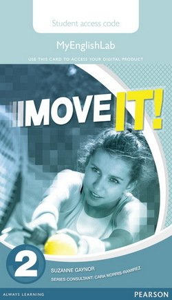 Move it! 2 Student's eText (Internet Access Card) ISBN: 9781447982838