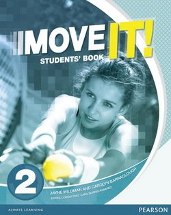 Move it! 2 Student's Book ISBN: 9781447982869