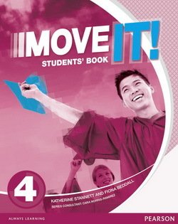 Move it! 4 Student's Book ISBN: 9781447983224