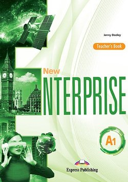 New Enterprise A1 Teacher's Book ISBN: 9781471569555