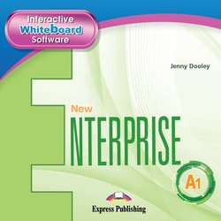 New Enterprise A1 Interactive Whiteboard (IWB) V1 ISBN: 9781471569630