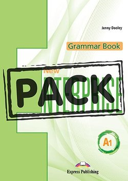 New Enterprise A1 Grammar Book with DigiBooks App ISBN: 9781471569661